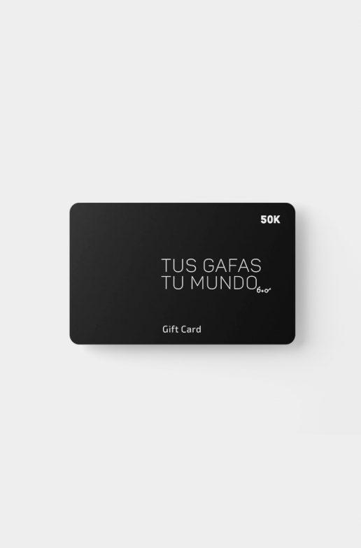 Gift Card Tus Gafas 50